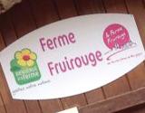 Panneau personnalisé Ferme Fruirouge